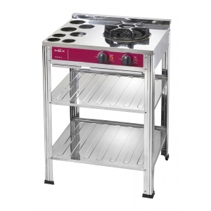 FREE STAND GAS COOKER MOD. PSG561X