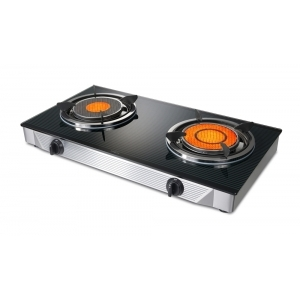 MEX TEMPERED GLASS INFRARED TABLE TOP COOKER MOD.PC6792I.