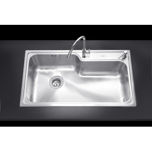 MEX INSET GIANT BOWL SINK Mod.TL851 (S/S)