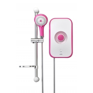 MEX INSTANT WATER HEATER 5100W MOD.CODE 5C (PP) PRETTY PINKY.
