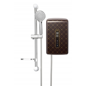MEX INSTANT WATER HEATER MOD. CRYSTAL 5I (LG) LUXURY GOLD.